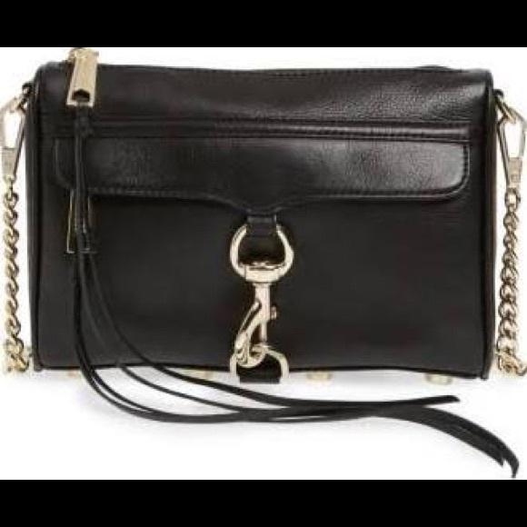 0956dfd866f1 Rebecca Minkoff Mini MAC Convertible Crossbody Bag.  M 5a3126a6f0137d8e3e006dbf