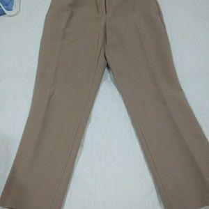 Ankle crop Ann Taylor pants