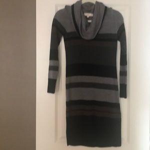 Loft XS sweater dress