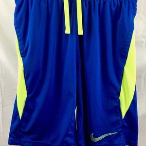 Nike Dri Fit Boys Med. athletic shorts