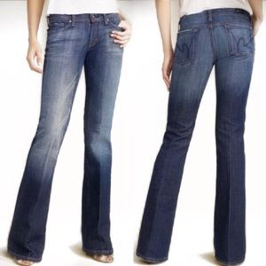 COH Citizens Of Humanity Ingrid #002 Flare Jeans
