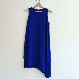 The Limited Deep Blue Large Dress