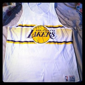 Mitchell & Ness Los Angeles Lakers Tank Top