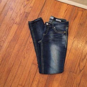 Daytrip - Lynx Skinny Jean
