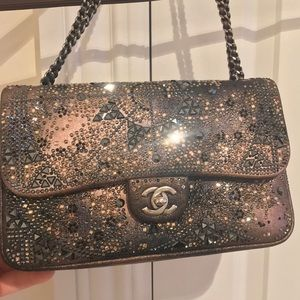 Special Edition Chanel Swarovski Bag