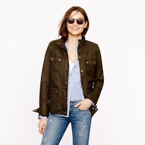 CLOSET CLEAROUT J. Crew downtown field jacket