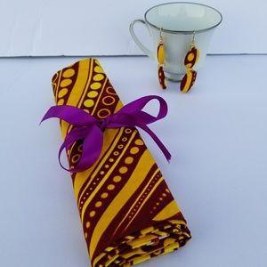 Ankara Headwrap, African Headwrap, Turbans, Scarf