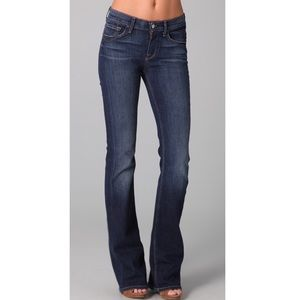 7 For All Mankind Sz 28 High Waist Bootcut Jeans