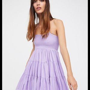 Free People Wendy Slip Dress