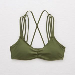 Aerie bathing suit top size small