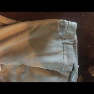 Kaki Capri pants