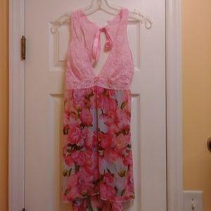 Secret Treasures Sleepwear Women Gown Size L 12/14