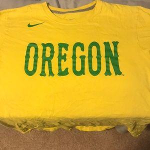 Nike Men's Oregon T-shirt - Large