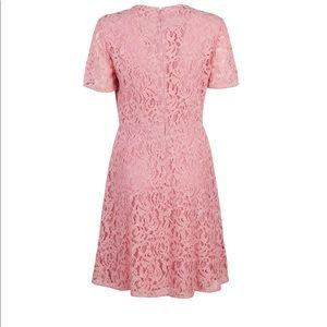 Burberry Christy lace dress