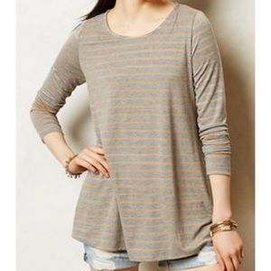 Anthropologie Puella striped top S
