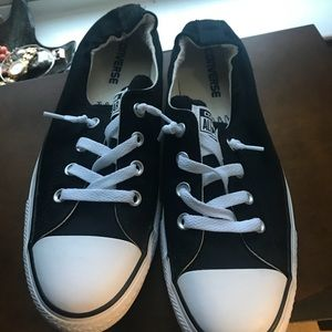 Converse all star shoreline shoes size 10