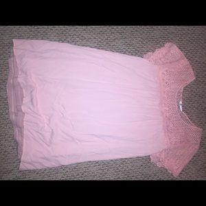 Short sleeved dress