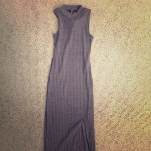 NWT Forever 21 Maxi Turtleneck Dress