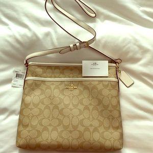 Coach cross body purse!