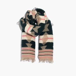 Madewell carpet scarf