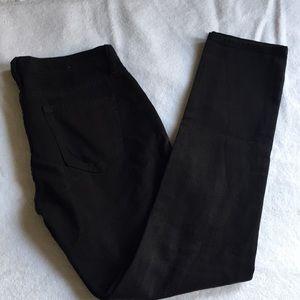 Gap Girlfriend black jeans size 25 regular 👖🌹🌺