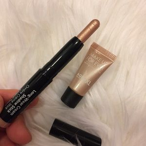 Makeup forever, Bobbi brown eyeshadows