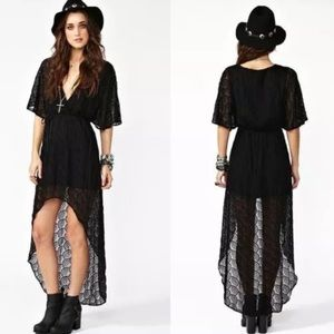 For Love and Lemons High Low Dress