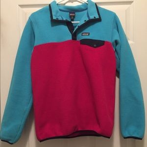 Youth Patagonia Pullover