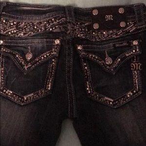 Miss Me jeans! :)