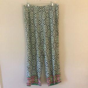 Crown & Ivy Wide Leg Pants