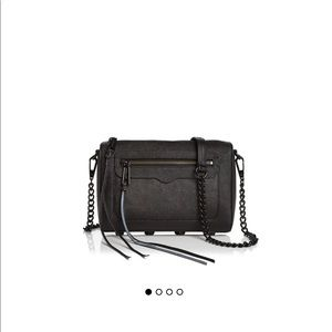 Rebecca Minkoff. Avery leather crossbody