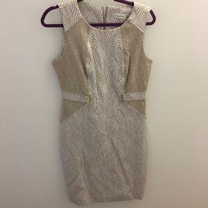 Calvin Klein A-Line pencil dress