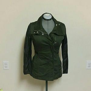 H & M Moto Style Jacket