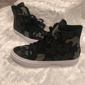 Converse Chuck Taylor All Star II Camo High Top