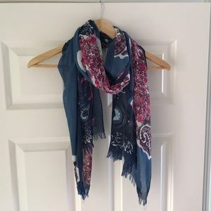 Paisley/Floral scarf