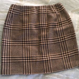 ANN TAYLOR LINED SKIRT SIZE 8