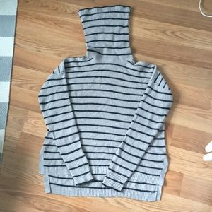 Madewell turtle neck sweater