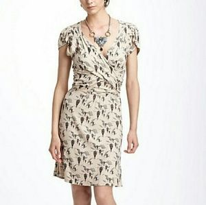Anthropologie Up and Away mini dress, XS