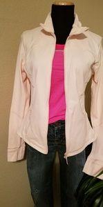 Lululemon Athletica jacket/woman's/light pink