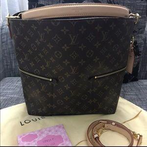 💯% Authentic Louis Vuitton Melie