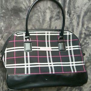 Liz Claiborne x Randa Luggage carryon/weekend bag