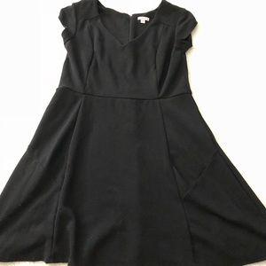 Cute Merona black dress. XL