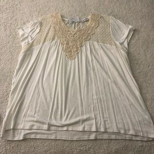 Maurice's dressy top. Size 2
