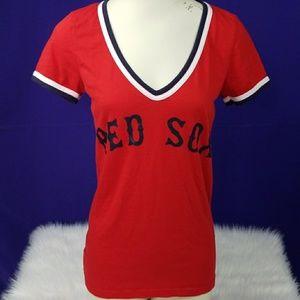 Victoria's Secret Pink Red Sox T-shirt