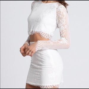 Fl&L Lolo top and skirt