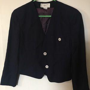 Christian Dior blazer size 4