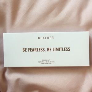 RealHer Blush Kit - Be Fearless, Be Limitless