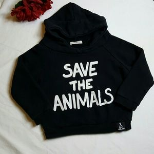 Save the Animals Hoodie