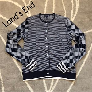 LANDS END WOMENS SWEATER