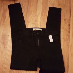 NWT Gap black jeans